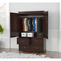 Inval Audio/ Video Armoire Cabinet