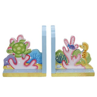 Teamson Fantasy Fields Under The Sea Bookends Set