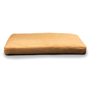 Furhaven Quilted Suede Memory Foam Bed (3 options available)