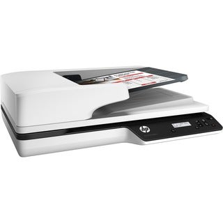 HP ScanJet Pro 3500 f1 Flatbed Scanner - 1200 dpi Optical - Thumbnail 0