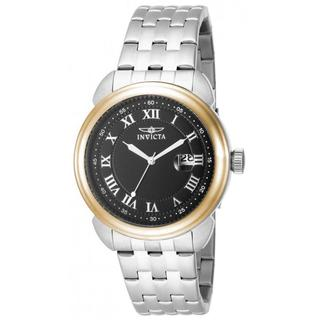 Invicta Men's INV5784 16181 Specialty Stainless Steel Black Dial with Date Watch