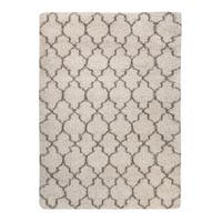 "Signature Design by Ashley Gate Cream Large Rug (7"" x 7"") - 7'8 x 7'8"