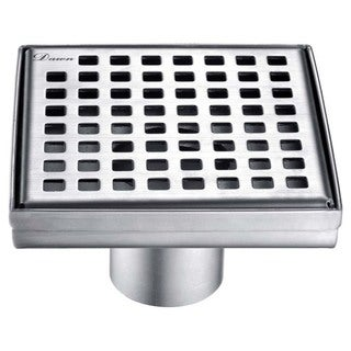 Dawn Brisbane River Series 5-inch Square Shower Drain