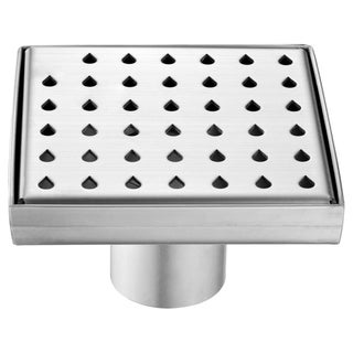 Dawn Nile River Series 5-inch Square Shower Drain