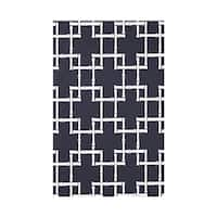 Bambies 1 Geometric Print 50 x 60-inch Throw Blanket