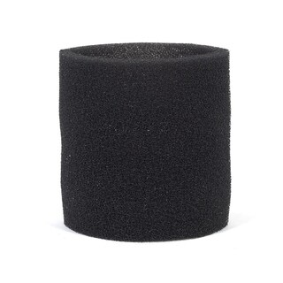 MULTI-FIT VF2001 Foam Sleeve Filter for Wet Dry Shop Vacuum - Black