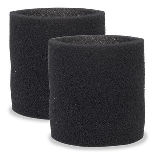 Multi-Fit VF2001TP Foam Sleeve Filter for Wet Dry Shop Vacuum, 2-pack