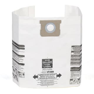 MULTI-FIT VF2008 Dust Filter Bag for Most 15-22 gal. Wet/Dry Vacs (3)|https://ak1.ostkcdn.com/images/products/10758964/P17811887.jpg?impolicy=medium