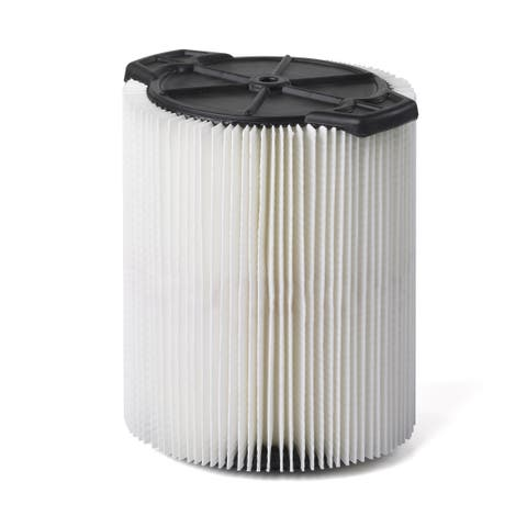 MULTI-FIT VF7816TP Craftsman Replacement Wet Dry Cartridge Filter (2) - White