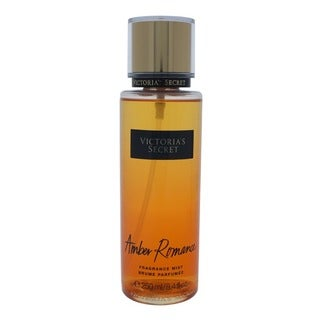 Victoria's Secret Amber Romance Women's 8.4-ounce Body Mist