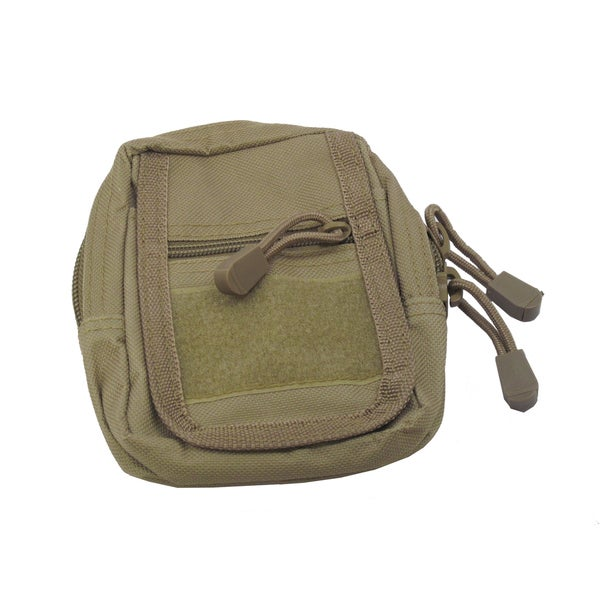 NcStar Small Utility Pouch Tan