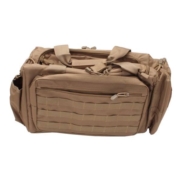 NcStar Competition Range Bag Tan