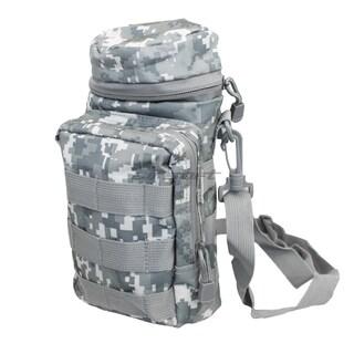 NcStar Water Bottle Carrier Digital Camo