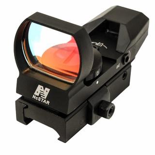 NcStar Red Reflex Sight/4 Reticles/QR Mount/Black