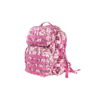 NcStar Tactical Backpack Pink Camo