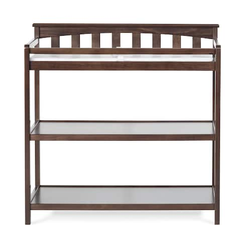 Child Craft Flat Top Slate Dressing/Changing Table-Slate