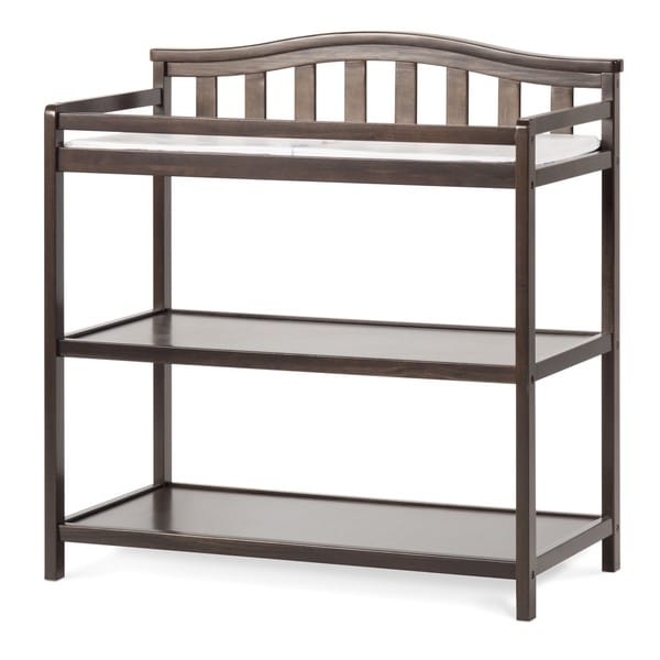 Child Craft Arched Top Slate Dressing/Changing Table