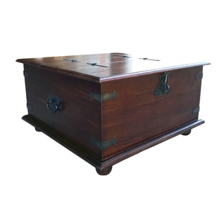 D-Art Rustico Two-trunk Coffee Table (Indonesia)