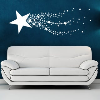 Shooting Star Vinyl Wall Art