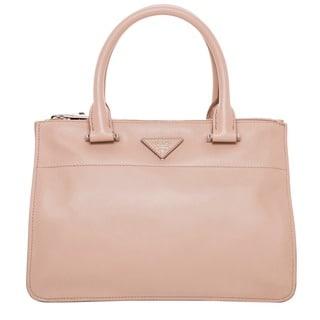 Prada 'City' Calf Leather Tote Handbag