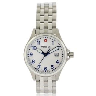 Wenger Women's TerraGraph 72790S Stainless Steel Watch