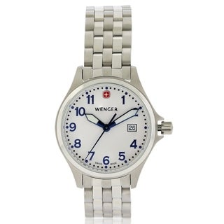 Wenger Women's TerraGraph Stainless Steel Watch