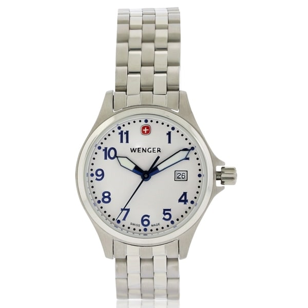 Wenger Women's TerraGraph 72790S Stainless Steel Watch