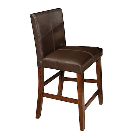 Kona Raisin Parson Barstool (Set of 2)