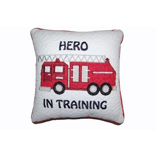 Hero in Training Decorative Pillow