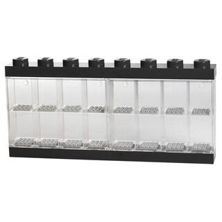 LEGO Black Minifigure Display Case