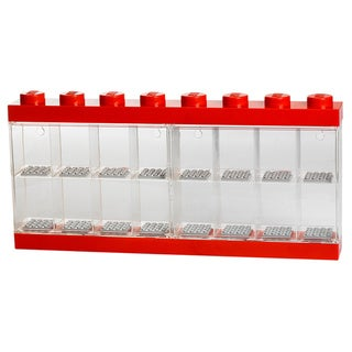 Link to LEGO Bright Red Minifigure Display Case 16 Similar Items in Building Blocks & Sets