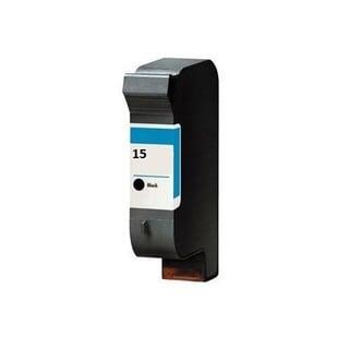 1PK HP C6615 (HP 15) Compatible Ink Cartridge For HP Deskjet 810C/1180C BK ( Pack of 1)