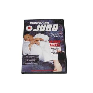 2007 Mastering Judo #9 Okada Sensei Ne Waza Groundfighting Clinic DVD grappling