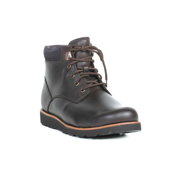 a2db1a2ec07 Shop Ugg Men's Seton TL Leather Boots - Free Shipping Today ...