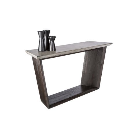 Sunpan 'MIXT' Langley Console Table