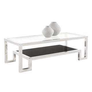 Sunpan 'Ikon' Storm Coffee Table