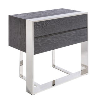 Sunpan 'Club' Dalton End Table with Drawers