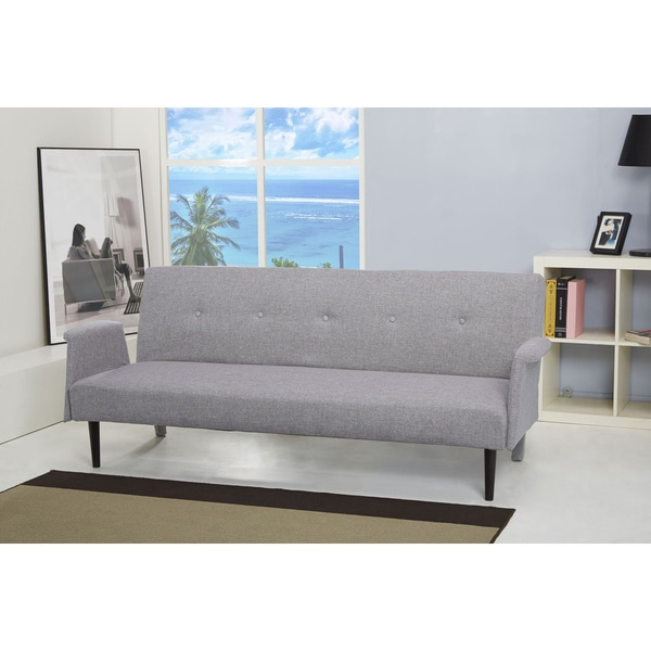 Westminster Ash Convertible Sofa Bed - Free Shipping Today - Overstock ...