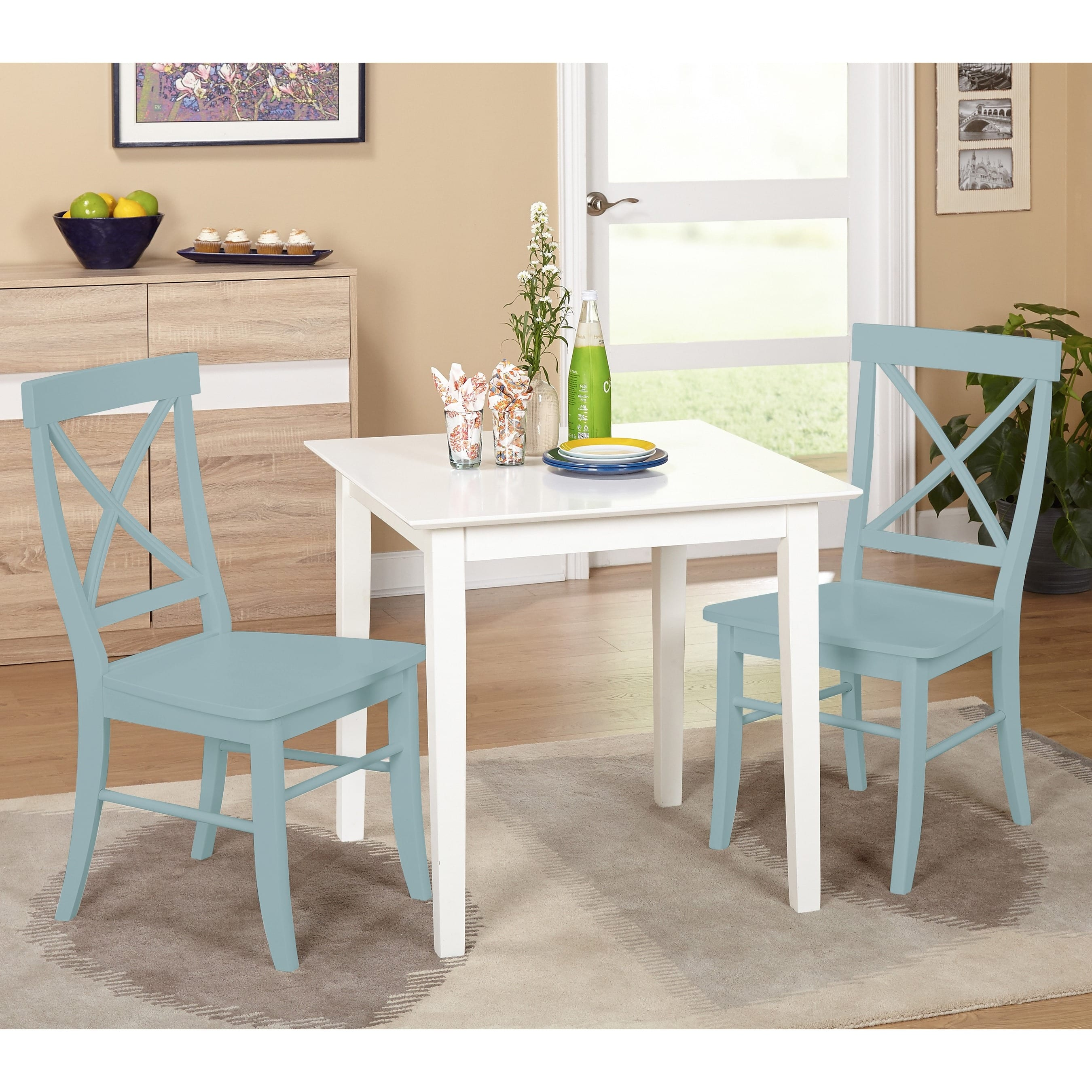 Dining room sets for less for Living room furniture 0 finance