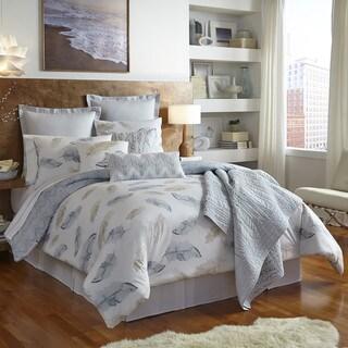 Shell Rummel Feather Reversible 3-piece Comforter Set