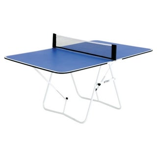 Butterfly Family Table Tennis Table - Fully Assembled, Mini Ping Pong Table, Great for Tailgating (2 options available)