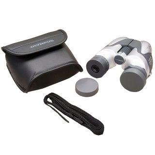 Olympus Tracker 8x to 16x Zoom Porro Prism Compact & Lightweight Binocular