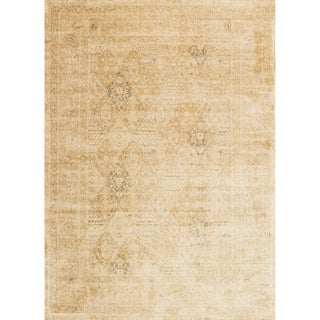 Francis Light Gold Rug (9'2 x 12'2)