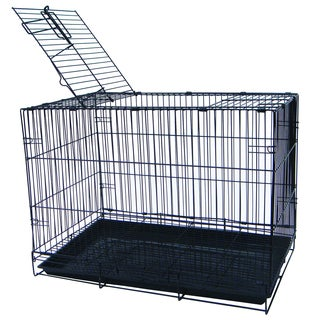 Easy Cat Cage 14818669 Overstock Com Shopping The