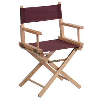 Standard Height Folding Directors Chair