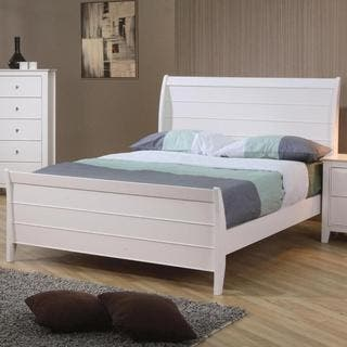 Gomez Deluxe 6 piece Bedroom Set. Size Full Bedroom Sets For Less   Overstock com