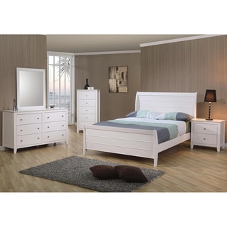 Gomez Deluxe 4-piece Bedroom Set