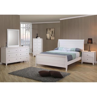 Gomez Deluxe 4-piece Bedroom Set (2 options available)