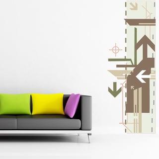 Arrows Decorative Strip Modern Sticker Mural Vinyl Wall Decal Art