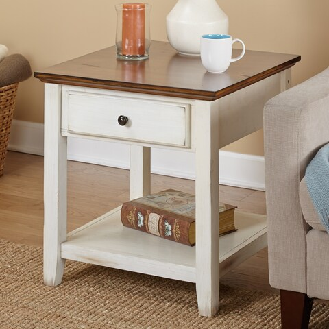 Simple Living Charleston End Table